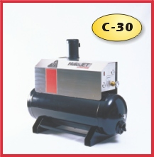 C-30 Central Cleaning System