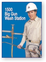 Single User Wash Station 1500 Big Gun